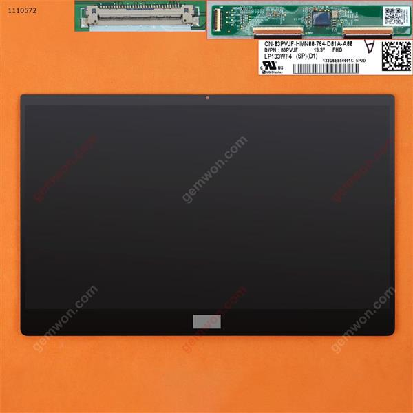 LCD+Touch Screen For Dell xps 13 9365 13.3'' 1920*1080 LCD+ Touch Screen DELL XPS 13 9365 LP133WF4