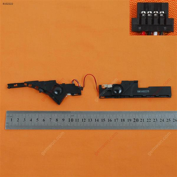 Internal Laptop Speakers For ASUS X550 X550V X550C F550 A550 X552E(Left+Right) Speakers 04072-00830200