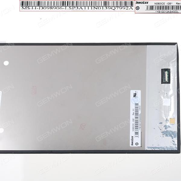 Tablet Display  For HUAWEI S8-701 BLACK ORIGINAL 8