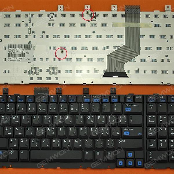 HP DV8000 DV8100 DV8200 DV8300 DV8400 series BLACKK031202I1