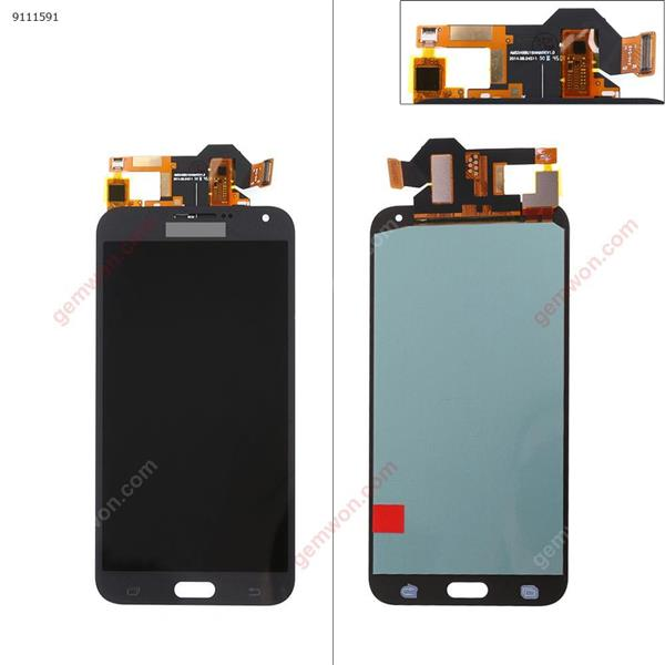 OLED QUALITY LCD FOR SAMSUNG Galaxy E7 Display Touch Screen Replacement For  SAMSUNG Galaxy E700 E700F E700M E700H Mobile Phone LCDs from Cellphones BLACK OEM Phone Display Complete SAMSUNG GALAXY E7