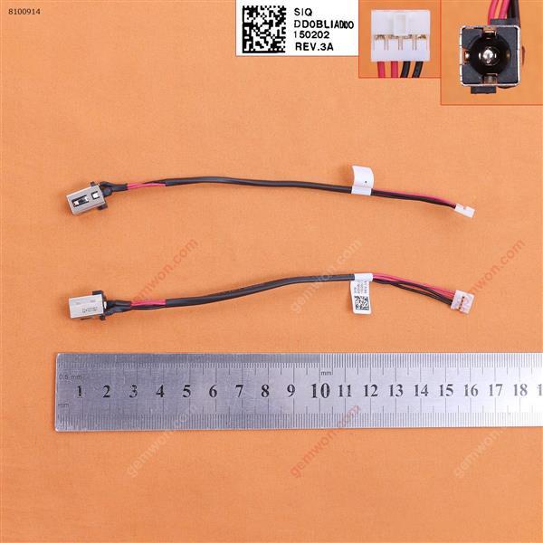 Toshiba Satellite C55-C (With Cable) DC Jack/Cord PJ640
