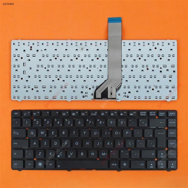 ACER ONE Z1401-C2XW 14E 14F 14 Z1402 14 1401 BLACK  FRAME BLACK BR KB-NAC-13-F (MP-10F88PA-F51KW) Laptop Keyboard (OEM-B)