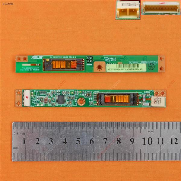 Laptop Backlight inverter  ASUS Pro72SL  PRO7BSV  PRO70 Series Board 08G20VL1020Q 60-NG3IN1000-A01