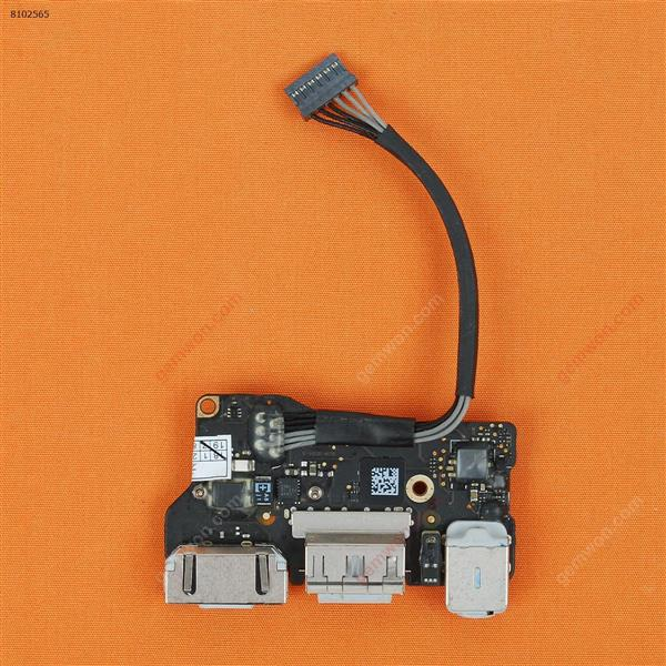 USB Board For MacBook Air A1466 MD232 MD231 13''(2012 years,Pulled 95% New) Board N/A