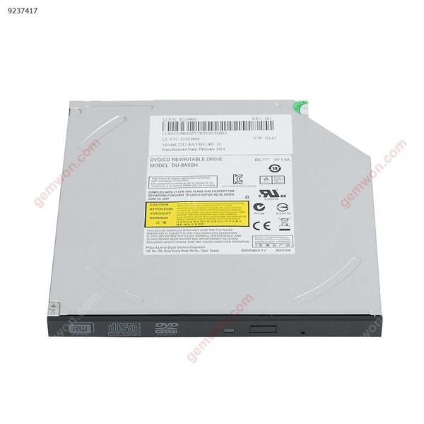 Suitable for DU-8A5SH SATA interface 9.5MM ultra-thin DVD burning notebook optical drive Portable Drive DU-8A5SH