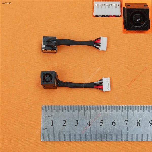 Dell Latitude E6320 PN: G9PG3 DC Jack/Cord PJ529