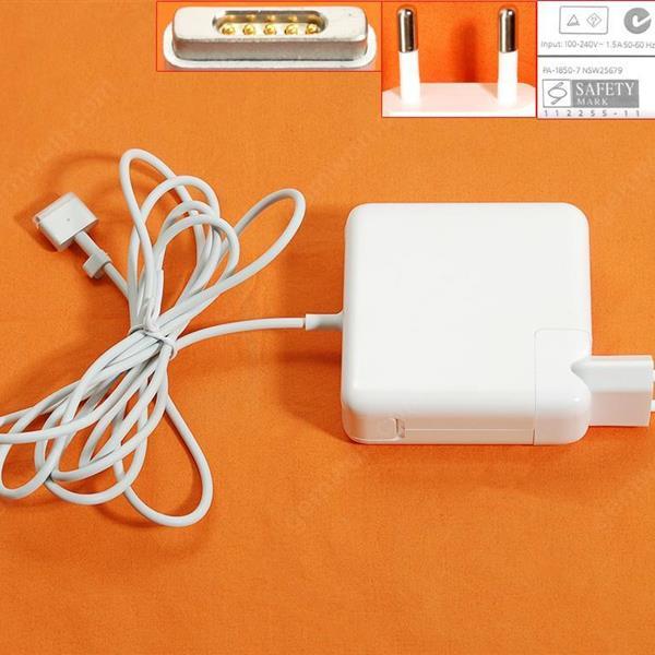 Apple Macbook 20V 4.25A 85W Connector Shape T2 For A1398 A1424 (High Copy )Plug:EU Laptop Adapter APPLE MACBOOK 85W