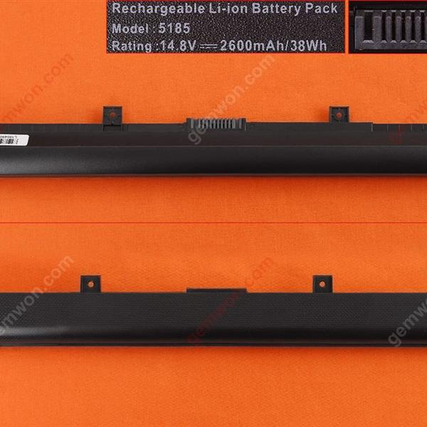 Toshiba PA5184U PA5185U-1BRS C50 C55 C55D L55 L55D Battery 14.8V 2600MAH 4CELL