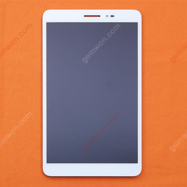 """LCD+Touch Screen For HUAWEI T28 PRO 8"""" white LCD+Touch Screen T28 PRO"""