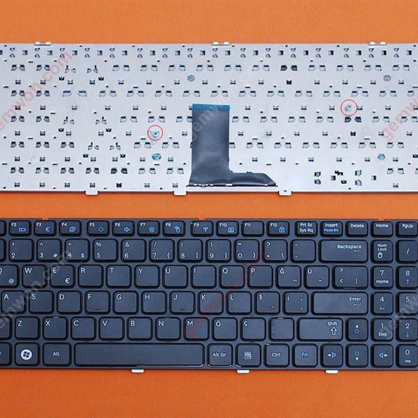 SAMSUNG R580 R578 BLACK (Small Enter OEM) TR N/A Laptop Keyboard (OEM-A)