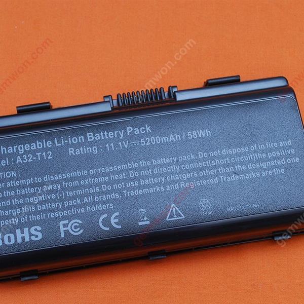 ASUS A32-T12 X51L A32-X51 Battery 11.1V -5200MAH 6 CELLS