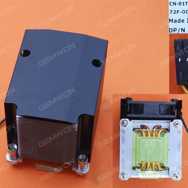 DELL Precision T5600 T7600 T5610 T7610 Heatsink Fan PN:1TD00 Server fan&Heatsink 1TD00