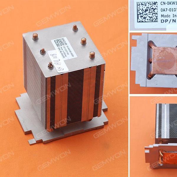 DELL T610 T710 Only Server Heatsink (90% New,pulled) Server Heatsink 0KW180 KW180