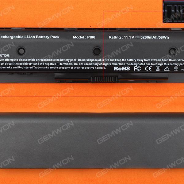 HP ENVY 15-J 17-J Pavilion 15-E 17-E HSTNN-UB4N Battery 11.1V 5200MAH   6 CELLS