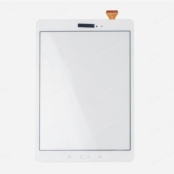 Touch Screen For Samsung Galaxy Tab A 9.7 T550 T555 White Touch Screen T550