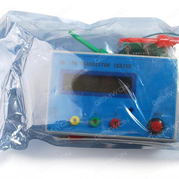 MK-168 Transistor Tester Triode Capacitance resistance Meter Repair Tools MK-168