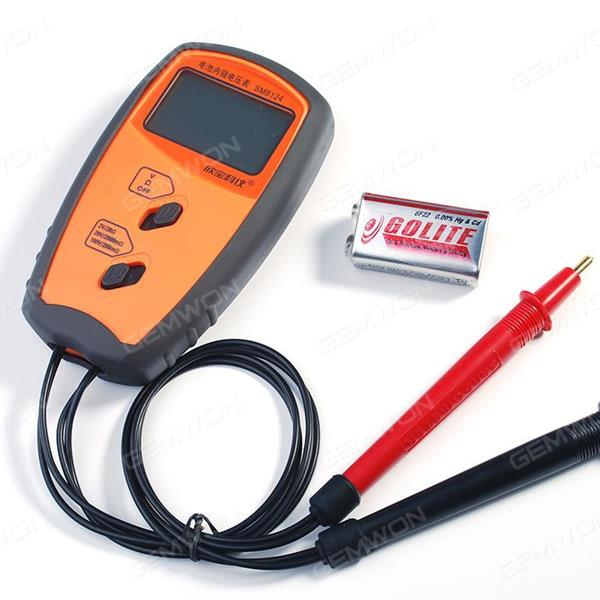 SM8124 Portable Battery Internal Resistance Voltage Meter Voltmeter 0-100V Repair Tools SM8124