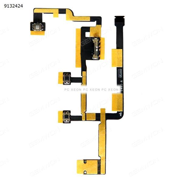 iPad 2 CDMA Power Flex Cable Mute Switch Volume Buttons Power Button OEM Other N/A