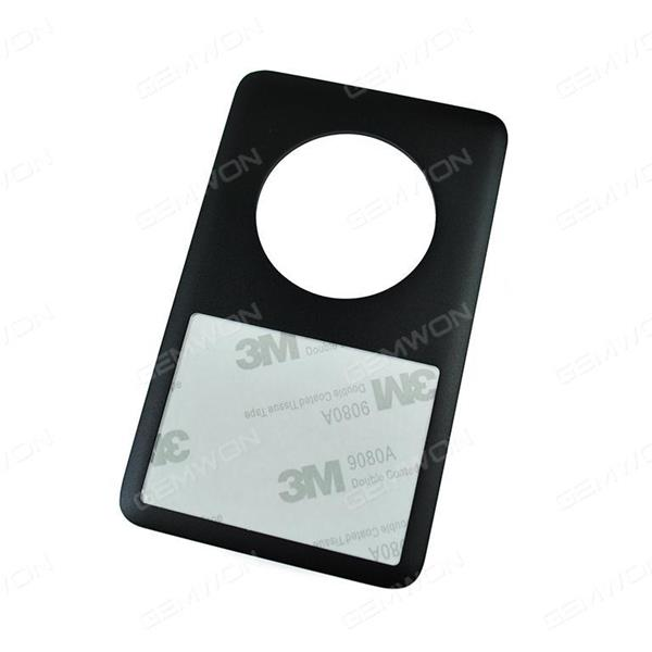 Black iPod classic Front case replacement kit Case N/A