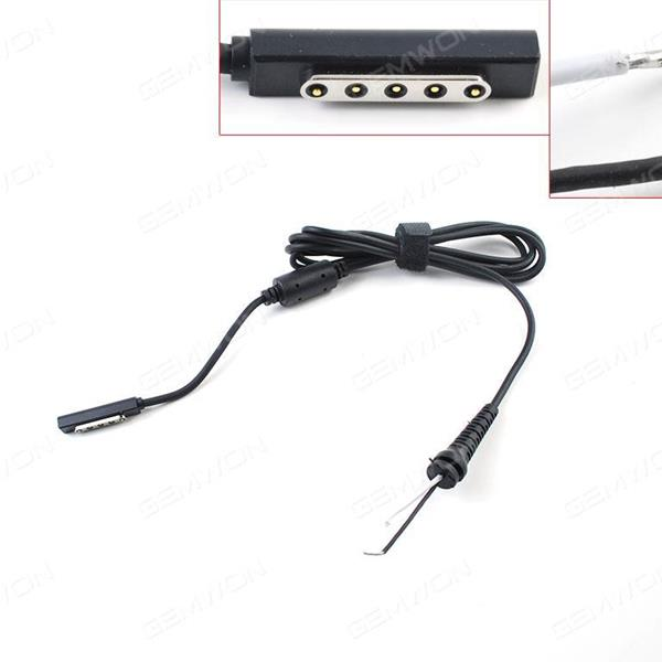 Microsoft Surface Pro Pro2,line length 1.5MM,Material: Copper,(Good Quality) DC Jack/Cord N/A