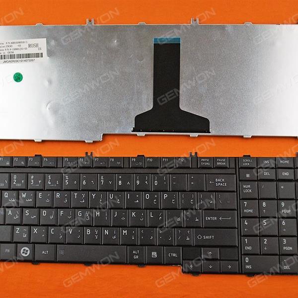 TOSHIBA Satellite A500 F501 P505 BLACK AR N/A Laptop Keyboard (OEM-B)