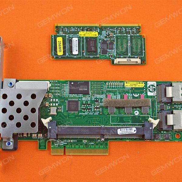Array Cards Nude Cards For HP P410,256M Cache(Pulled) Board 462919-001
