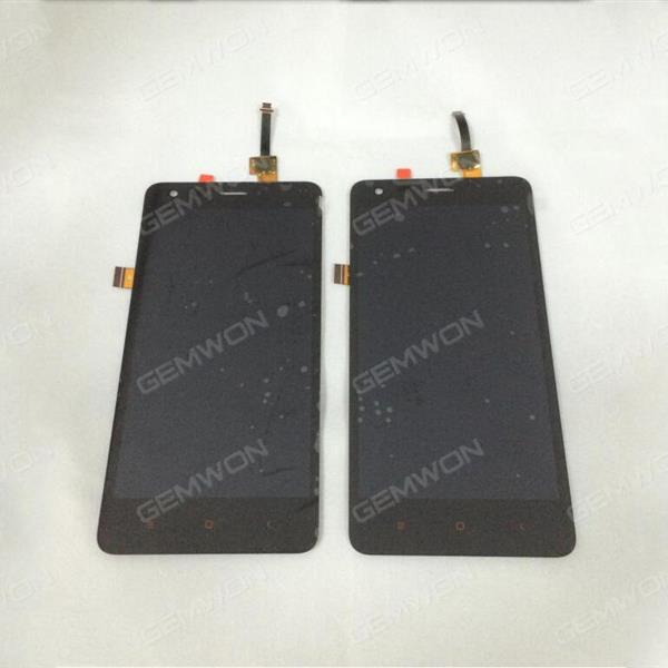 LCD+Touch screen For HONGMI Note2 oem White Phone Display Complete HONGMI Note2