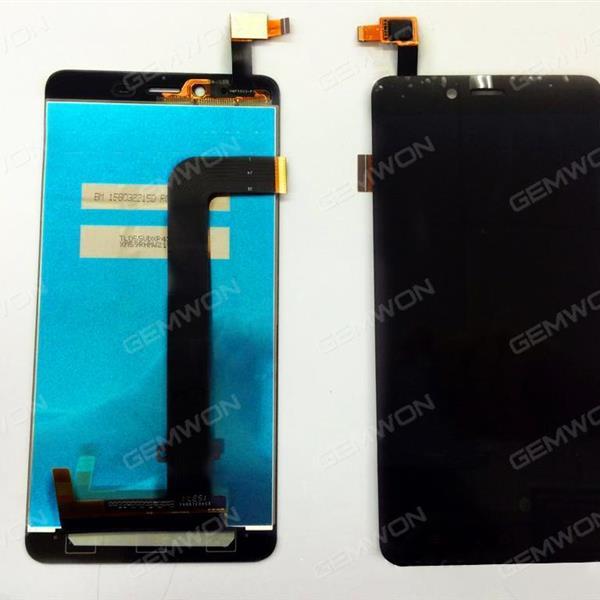 LCD+Touch screen For HONGMI Note2 oem Black Phone Display Complete HONGMI Note2