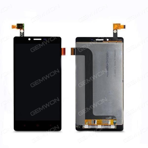 LCD+Touch Screen For HONGMI 2 OEM BLACK 4G Version Phone Display Complete HONGMI 2