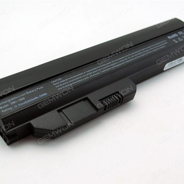 HP Pavilion DM1-1000 Series Battery 11.1V-5200MAH 6 CELLS