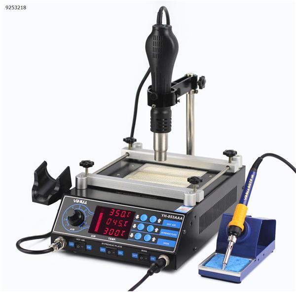 1270W preheating station PCB preheater BGA soldering station Soldering iron soldering station Repair Tools 853AAA