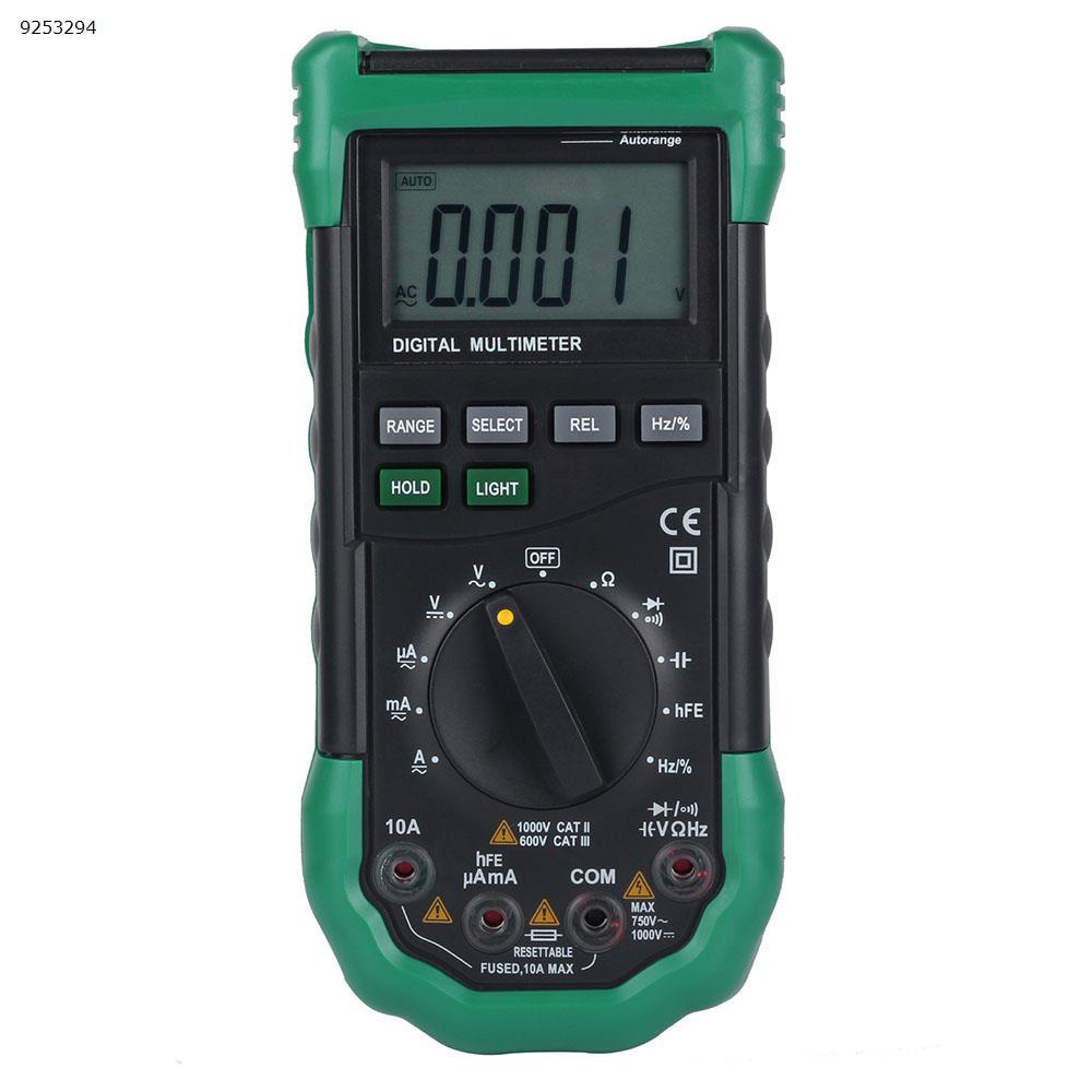 Automatic range digital voltmeter multi-purpose multimeter Repair Tools MS8268