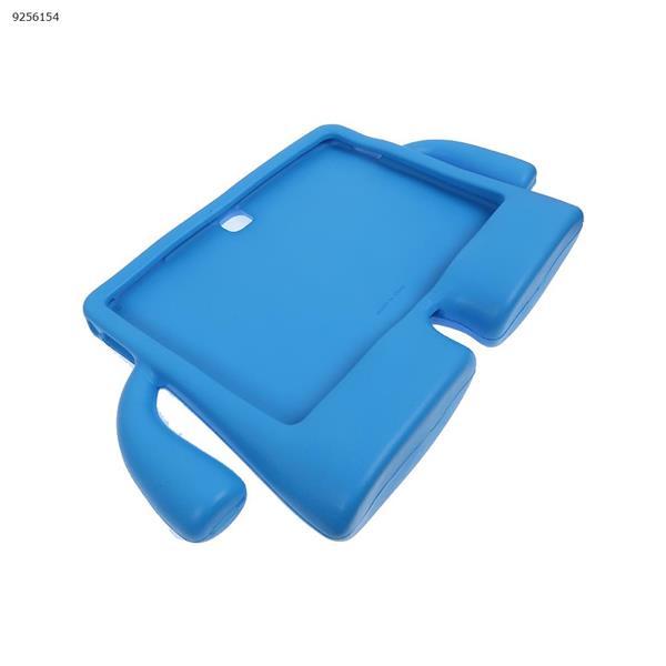 iPad Mini 4 Children's Tablet Cartoon EVA Drop-Protection Cover Silicone Case (Blue) Case MINI1