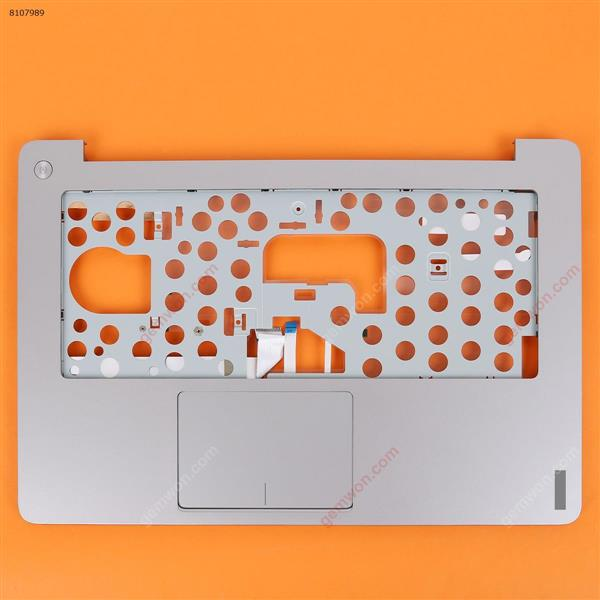 Lenovo U410 Silver Palmrest Upper Cover with touchpad Cover N/A