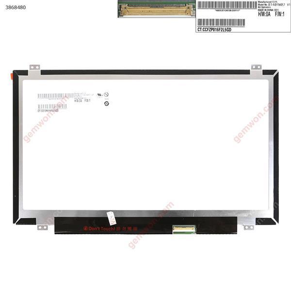 HP 9480M screen ítem number B140RW02 V.1 LCD/LED 9480M