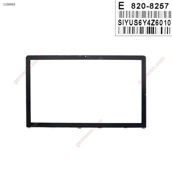 """Front Glass For iMac A1419 27"""" Black (without Touch screen) 2009年 Touch Glass IMAC A1419"""