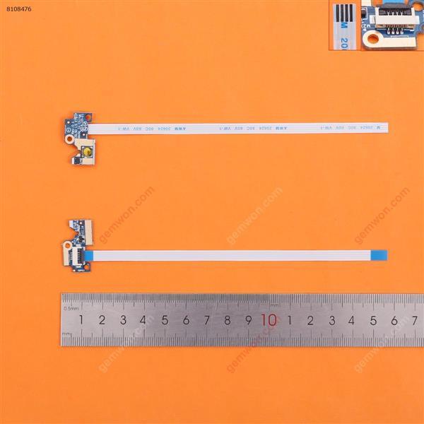 HP 15T-BR 15Z-BW 15-BS 250 255 G6 SL50 LS-E791P power button board  Board NBX00026H00