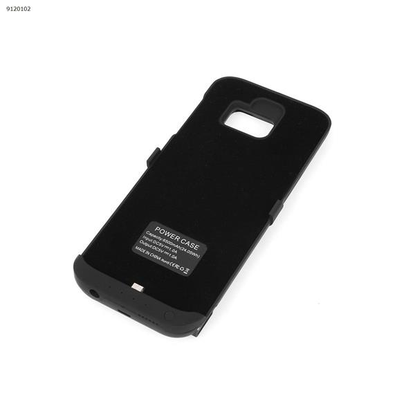 5200mAh Battery case for Samsung Galaxy s7 Egde Black Charger & Data Cable HUAYU 126