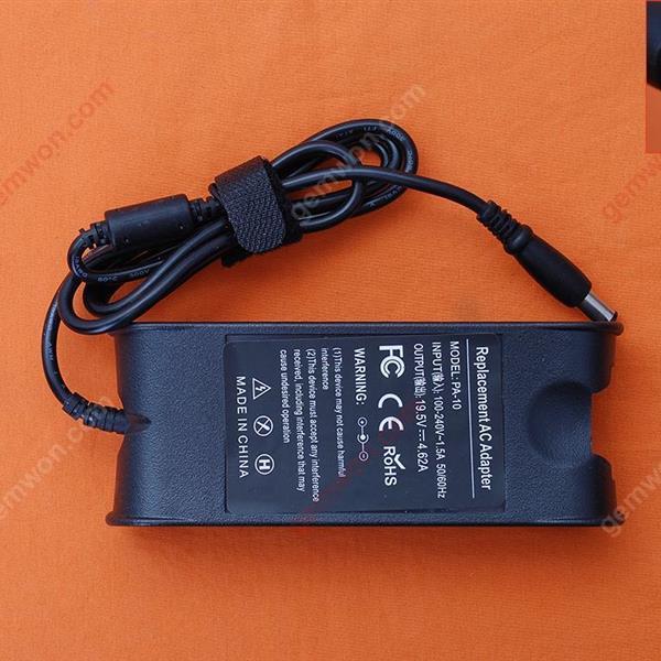 Dell 19.5V 4.62A Φ7.5*5.0mm (High Copy ) Laptop Adapter 19.5V 4.62A Φ7.5*5.0MM