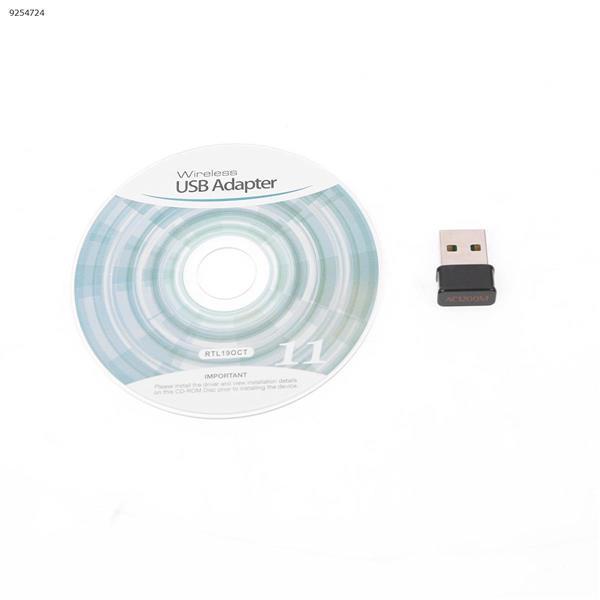 Mini USB WiFi Adaptateur 1200Mbps Clé WiFi Dongle AC Dual Band, WiFi Wireless Adaptateur Compatible avec Windows 7/8/8.1/10 / Mac OS USB HUB 1200M MINI