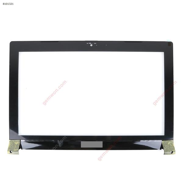 ASUS N53 N53DF N53JF N53JG N53JI N53JN N53JQLCD Front Frame  glass Cover Black  Cover N/A