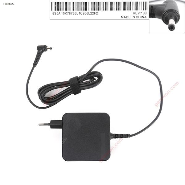 Lenovo 20V 3.25A 65W Φ4.0x1.7mm Square (Quality:A+) Plug:EU Laptop Adapter 20V 3.25A 65W Φ4.0X1.7MM