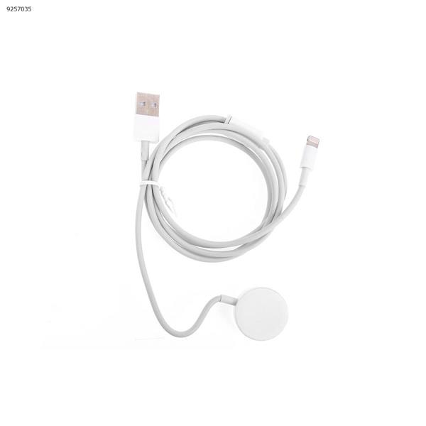 iwatch1234 Watch Magnetic Charger (Brushed Metal Case) Charger & Data Cable WATCH1234