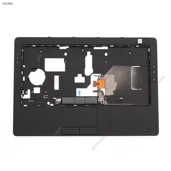 DELL Latitude E6320 Cover BLACK With the fingerprint device (Palmrest+Touch Pad ) Cover N/A