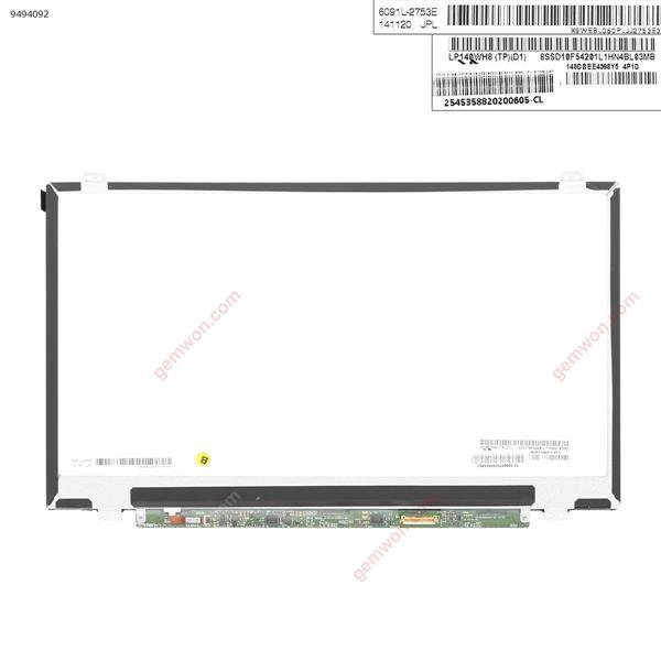 LCD screen for Lenovo thinkpad L450 LCD/LED LP140WHB(TP)(01)