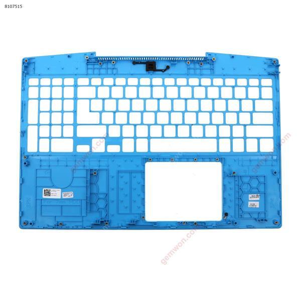 New Dell G3 3590  Palmrest Upper Case(backside is blue) Cover N/A