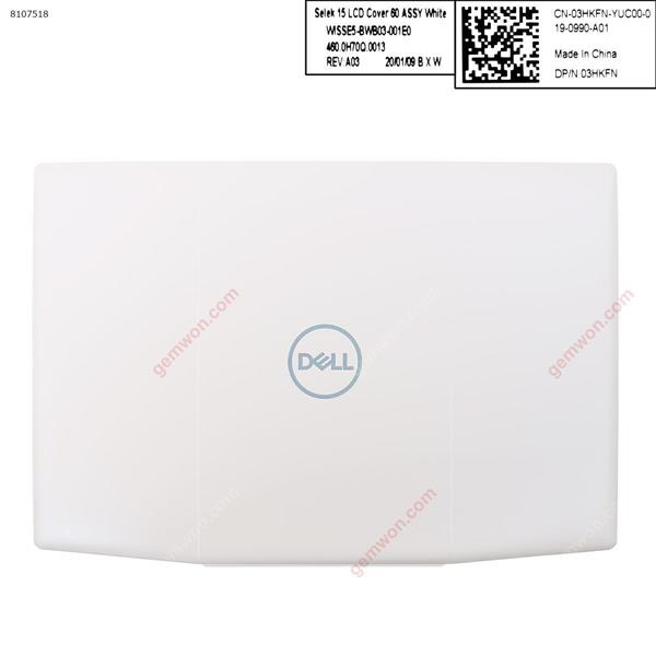 New Dell G3 3590 LCD Back Cover white(logo is blue) Cover N/A