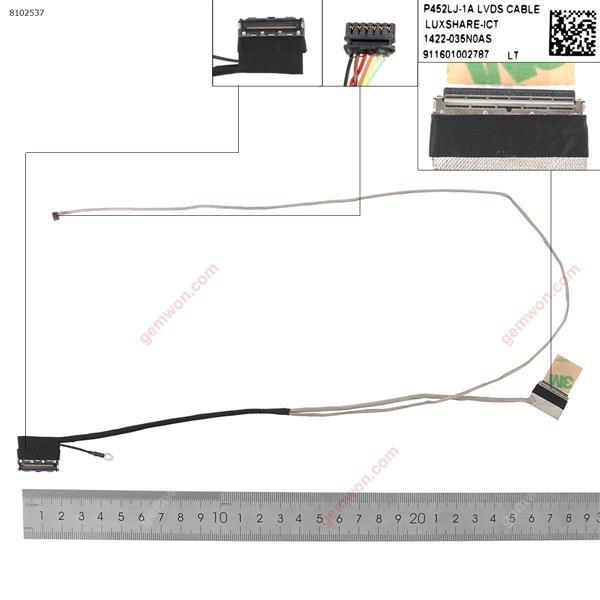 Asus PRO452S PE452L P452SJ P452LJ-1a P452LA LCD/LED Cable 1422-035N0AS