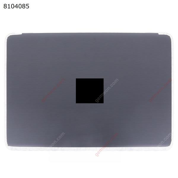 New For HP 17-AY 17-Y 17-X 270 G5 G4 LCD Back Cover Black stripes Cover N/A